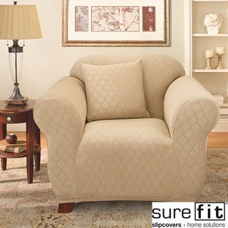 SureFit Stretch Marrakesh 1-piece Chair Slipcover