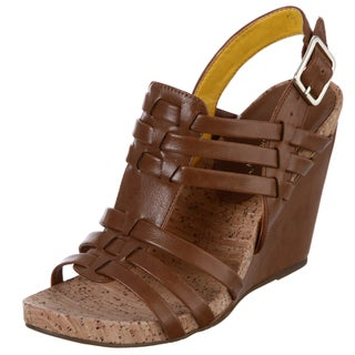 BCBG Women's 'Bekka' Wedge Sandals FINAL SALE