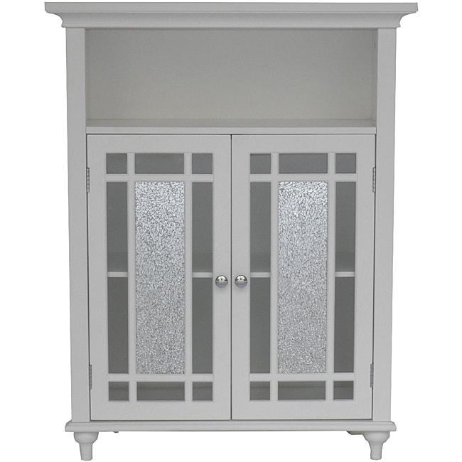 Jezzebel Double Door Floor Cabinet by Elegant Home Fashions