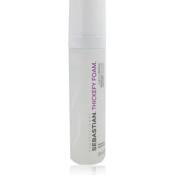 Sebastian Thickefy Foam 6.8-ounce Weightless Hair Thickener