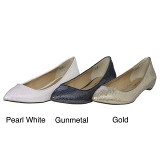 Report Women's 'Gonzalez2' Sparkling Pointed Toe Flats