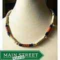 Men's Riverstone 'Diamond Head' Necklace