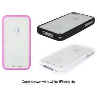 Premium Apple iPhone 4/ 4S Clear Protector Case