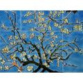 Van Gogh 'Branches of an Almond Tree in Blossom' Mural Wall Tiles