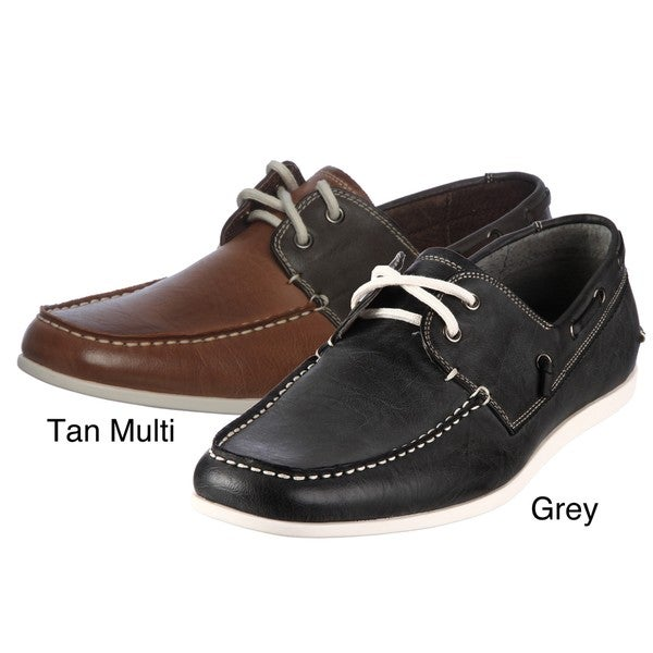 Steve Madden Men's 'Gamer' Slip-on Boat Shoes