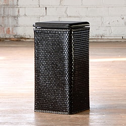 Carter Black Laundry hamper