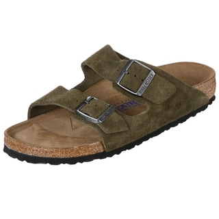 Birkenstock Unisex 'Arizona' Leather Sandals