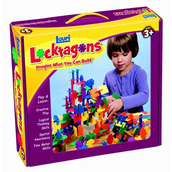 Lauri Locktagons Building Set