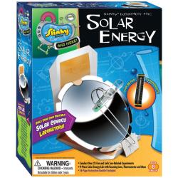 Poof-Slinky Secret Messages Solar Energy Science Kit