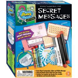 Poof-Slinky Secret Messages Science Kit