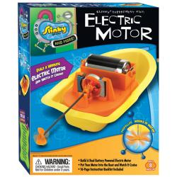 Poof-Slinky Electric Motor Science Kit