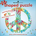 Paper House 'Peace Sign-Tie Dye' Jigsaw Puzzle (500-piece)