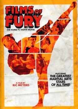 Films of Fury: The Kung Fu Movie Movie (DVD)
