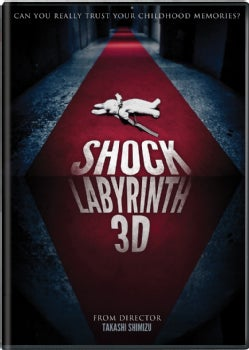 Shock Labyrinth 3D (DVD)