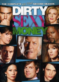 Dirty Sexy Money: The Complete Second Season (DVD)