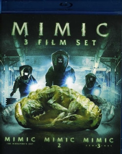 Mimic 3-Film Set (Blu-ray Disc)