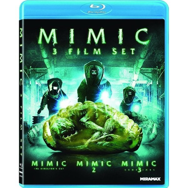 Mimic 3-Film Set (Blu-ray Disc) 8819094