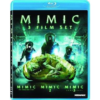 Mimic 3-Film Set (Blu-ray Disc)