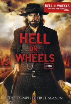 Hell On Wheels: The Complete First Season (DVD)