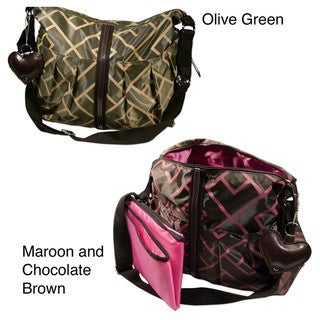 Criss Cross Diaper Bag