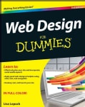 Web Design For Dummies (Paperback)