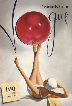 Postcards from Vogue: 100 Iconic Covers (Postcard book or pack)