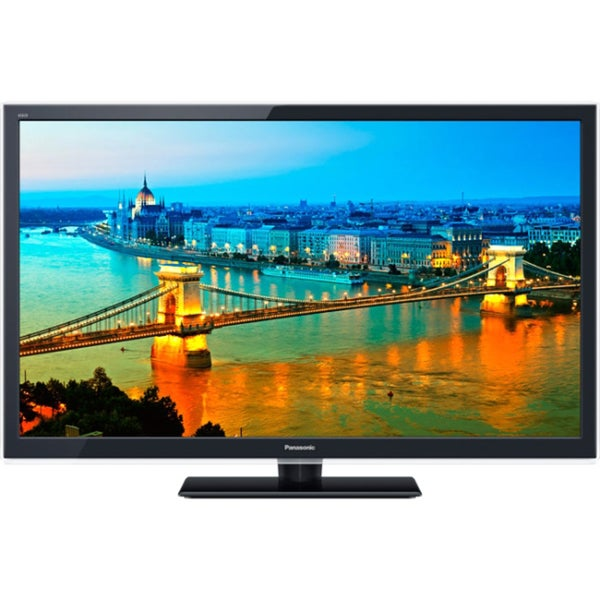 Panasonic Viera TC-L47ET5 47' 3D 1080p LED-LCD TV - 16:9 - HDTV 1080p