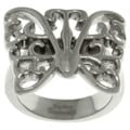 CGC Stainless Steel Butterfly Ring