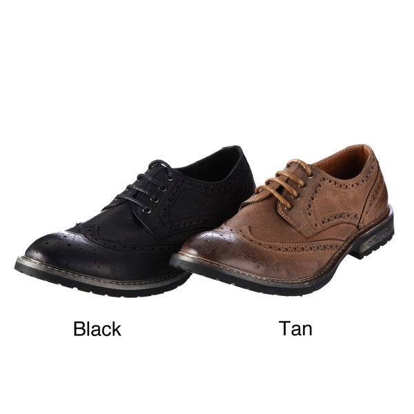 Steve Madden Men's 'Macreen' Wingtip Oxfords FINAL SALE