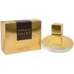 Heidi Klum 'Shine' Women's 1.7-ounce Eau de Toilette Spray