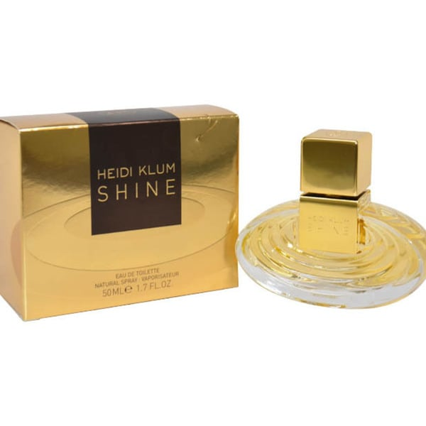 Heidi Klum Shine Women's 1.7-ounce Eau de Toilette Spray