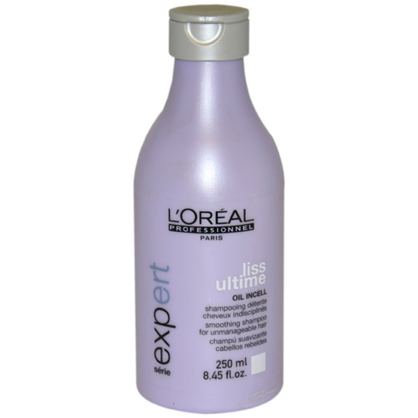 L'Oreal Liss Ultime 8.45-ounce Smoothing Shampoo