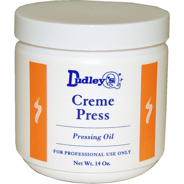 Dudley's Creme Press 14-ounce Pressing Oil