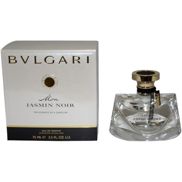 Bvlgari Mon Jasmin Noir Women's 2.5-ounce Eau de Parfum Spray