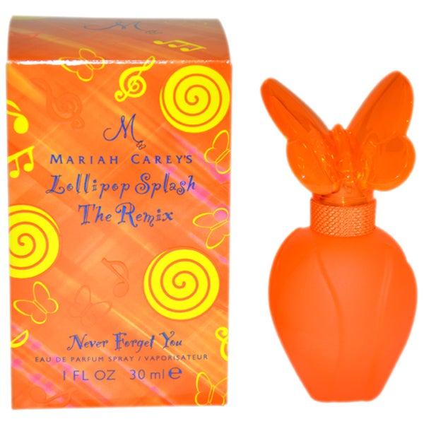 Mariah Carey 'Lollipop Splash the Remix Never Forget You' Women's 1-ounce Eau de Parfum Spray