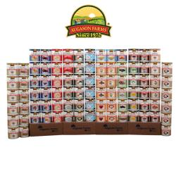 Augason Farms Year-Long Food Storage Kit (37 Foods)