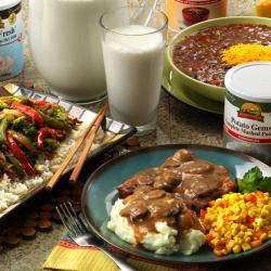 Augason Farms 1 Person 1 Year Kit Food Storage Kit