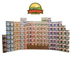 Augason Farms 1 Year 1 Person Kit Food Storage Kit