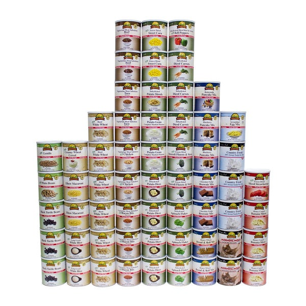 Augason Farms 6-month Emergency Food Storage Kit