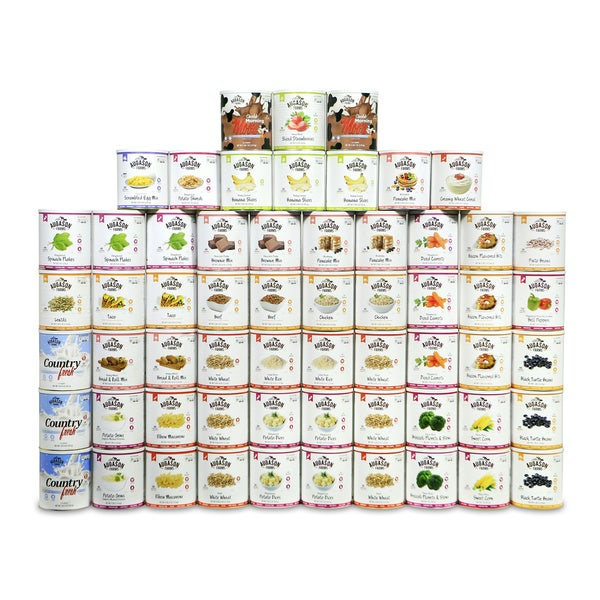 Augason Farms 6-month Emergency Food Storage Kit