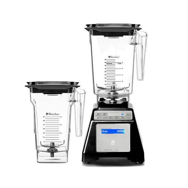 Blendtec 'WildSide' Black Combo Blender