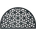 Rubber-Cal 'Spring Bouquet' Rubber Cast Iron Door Mat (18 x 30)