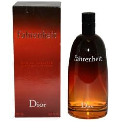 Christian Dior 'Fahrenheit' Men's 6.8-oz Eau de Toilette Spray
