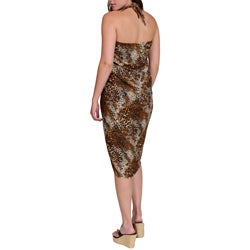 Tiger Print Sarong (Indonesia)