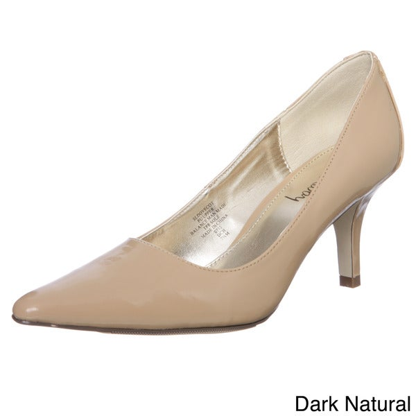 Sam & Libby Women's 'Dovecot' Pointed Toe Pumps