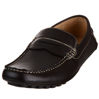 Madden by Steve Madden Men's 'Juicee' Brown Loafers