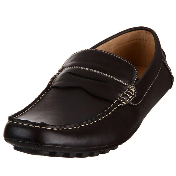 Madden by Steve Madden Men's 'Juicee' Brown Loafers