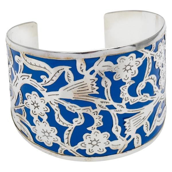 Zivah Silver Cuff Bracelet (India)