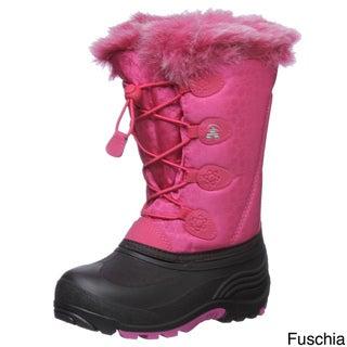 Kamik Girl's 'Snowgypsy' Nylon Snow Boots