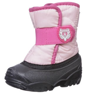 Kamik Snowbug2 Kids&#39;s Snow Boots